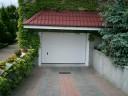 Brama garażowa LPU 40, przetłoczenia M, okucia