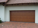 Brama garażowa LPU 40, kaseton S