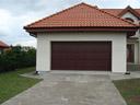 Brama garażowa EPU 40, kaseton, kolor wg. palety RAL