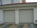 Bramy garażowe LPU 40, kaseton M, kolor wg. palety RAL