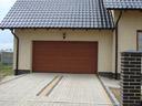 Brama garażowa LPU 40, przetłoczenia M
