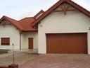 Brama garażowa LPU 40, przetłoczenia M, drzwi wejściowe zewnętrzne, rolety