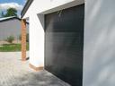 Brama garażowa LPU 40, przetłoczenia M, kolor wg. palety RAL
