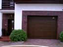 Brama garażowa EPU 40, kaseton S