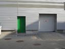 Brama przemysłowa SPU 40 oraz drzwi przeciwpożarowe
